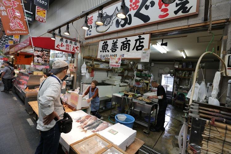 大阪黑門市場 (66 - 73)