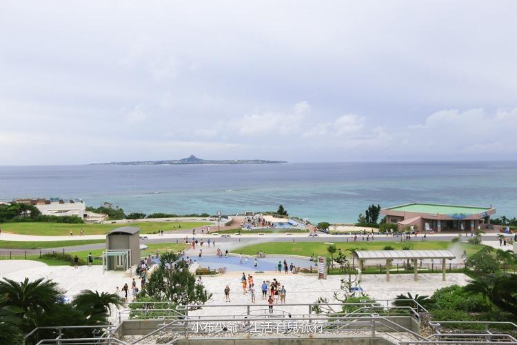 沖繩 北部 美麗海 親子遊-105