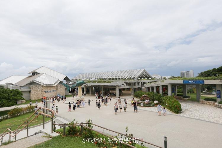 沖繩 北部 美麗海 親子遊-59