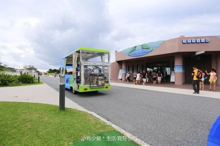 沖繩 北部 美麗海 親子遊-91