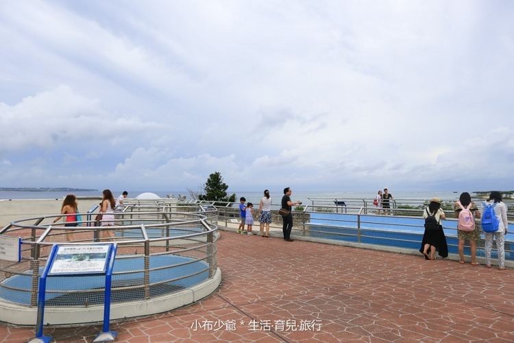沖繩 北部 美麗海 親子遊-95