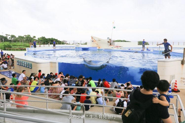 沖繩 北部 美麗海 親子遊-98