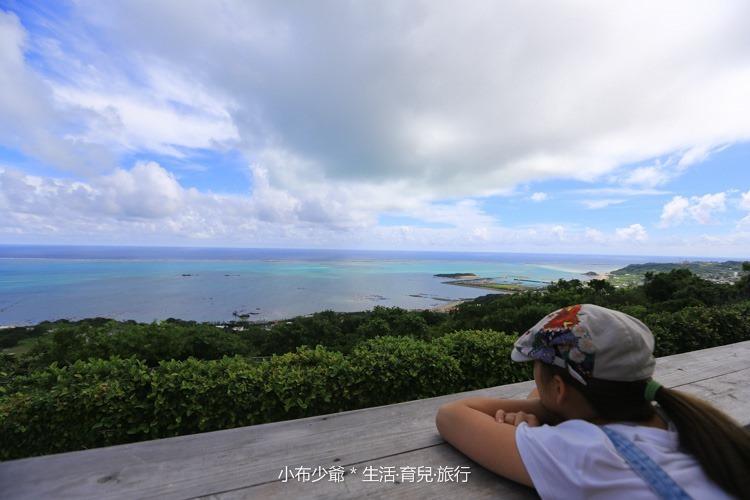 日本 沖繩 薑黃花 景觀餐廳 景觀咖啡-1