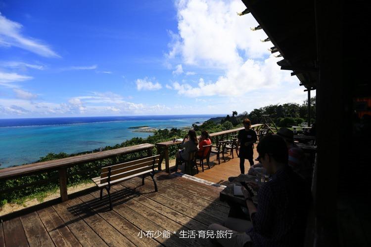 日本 沖繩 薑黃花 景觀餐廳 景觀咖啡-30