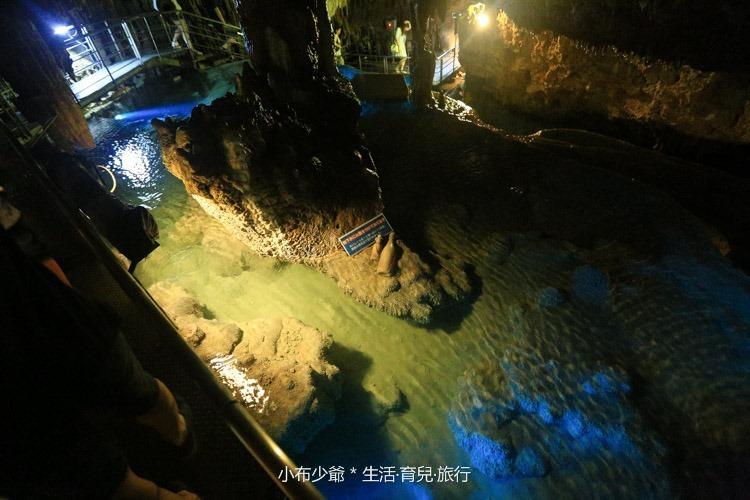 日本 沖繩 南部 玉泉洞鐘乳石洞裡的和嘆咖啡-18