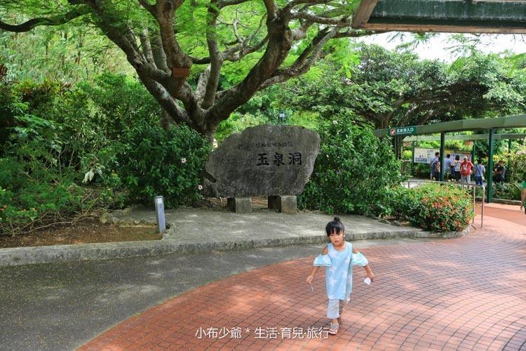 日本 沖繩 南部 玉泉洞鐘乳石洞裡的和嘆咖啡-42