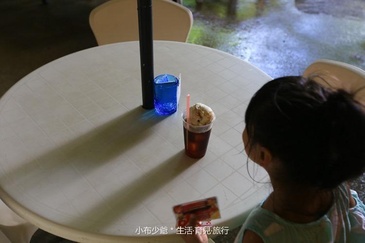 日本 沖繩 南部 玉泉洞鐘乳石洞裡的和嘆咖啡-46