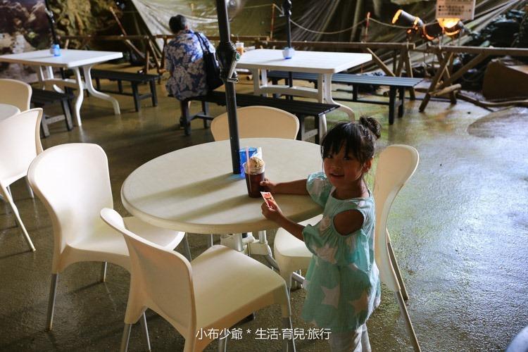 日本 沖繩 南部 玉泉洞鐘乳石洞裡的和嘆咖啡-47