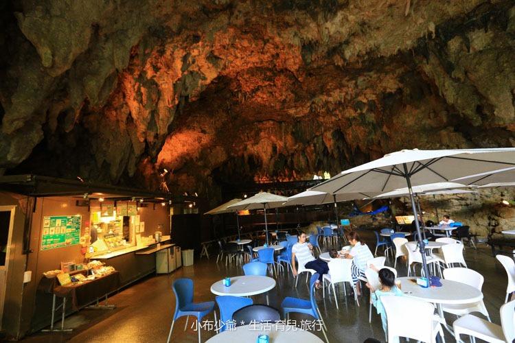 日本 沖繩 南部 玉泉洞鐘乳石洞裡的和嘆咖啡-53