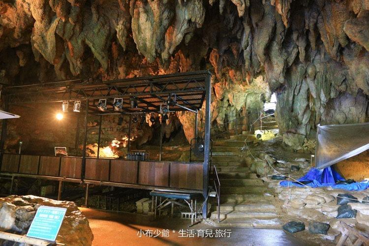 日本 沖繩 南部 玉泉洞鐘乳石洞裡的和嘆咖啡-55