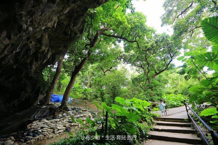 日本 沖繩 南部 玉泉洞鐘乳石洞裡的和嘆咖啡-60