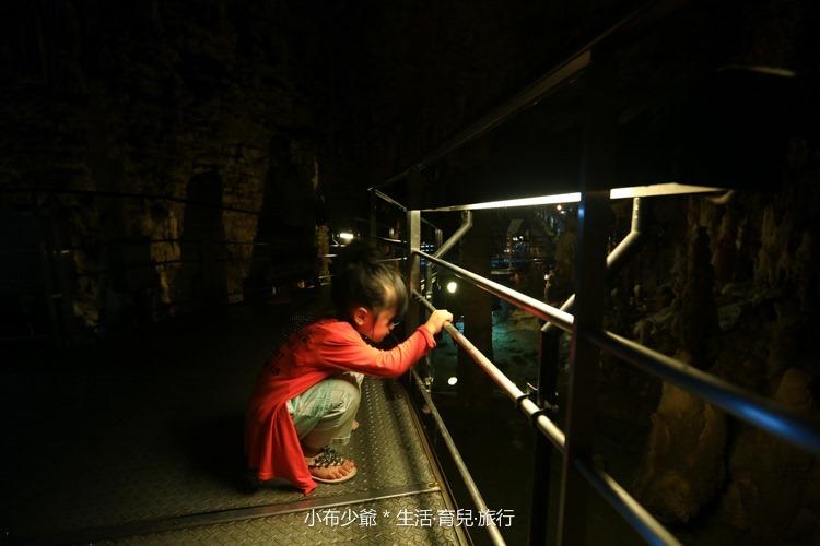 日本 沖繩 南部 玉泉洞鐘乳石洞裡的和嘆咖啡-9