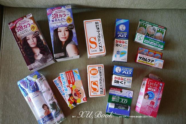 2012我的日本必買藥妝品清單❤京都、大阪、神戶的血拼激戰區!