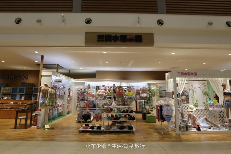 沖繩 AEON 必逛商城 親子旅行-41