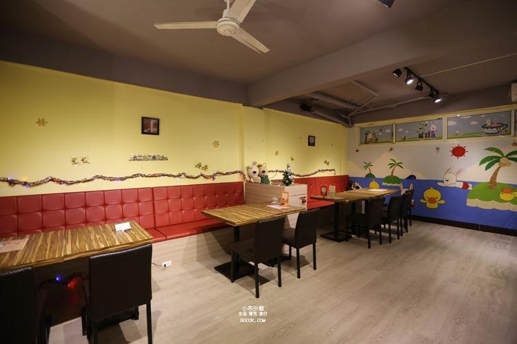 [台北親子餐廳]歐兔文湖店