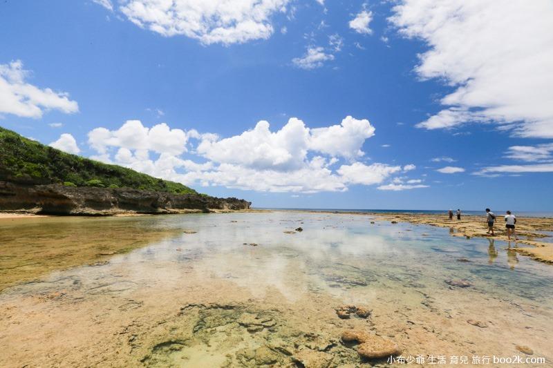 2016沖繩愛心礁石 潮間帶-3220