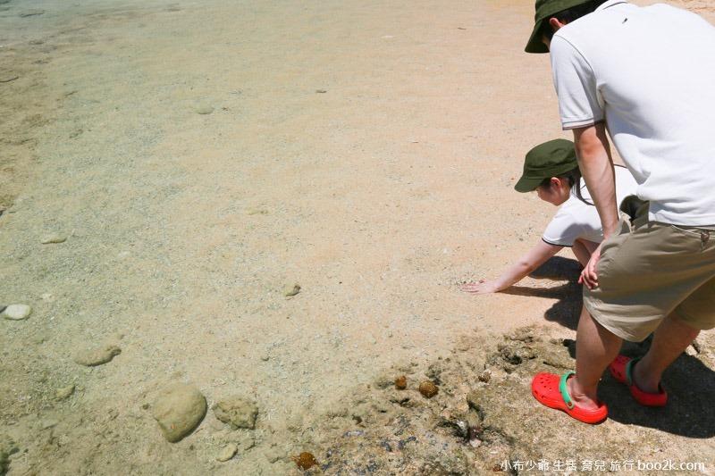 2016沖繩愛心礁石 潮間帶-3276