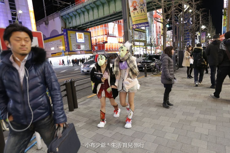 日本東京秋葉園宅男電源模型cosplay必去景點-21