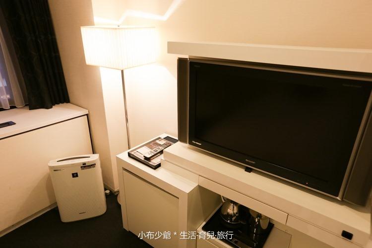 日本大阪道頓掘住宿CROSS HOTEL飯店-12