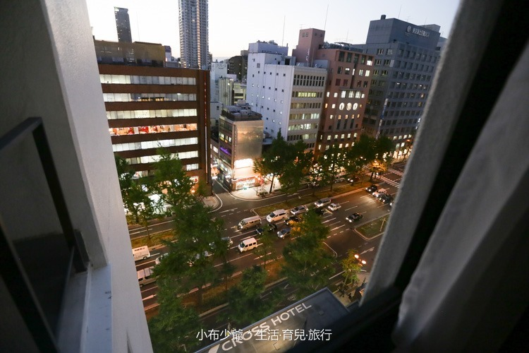 日本大阪道頓掘住宿CROSS HOTEL飯店-16