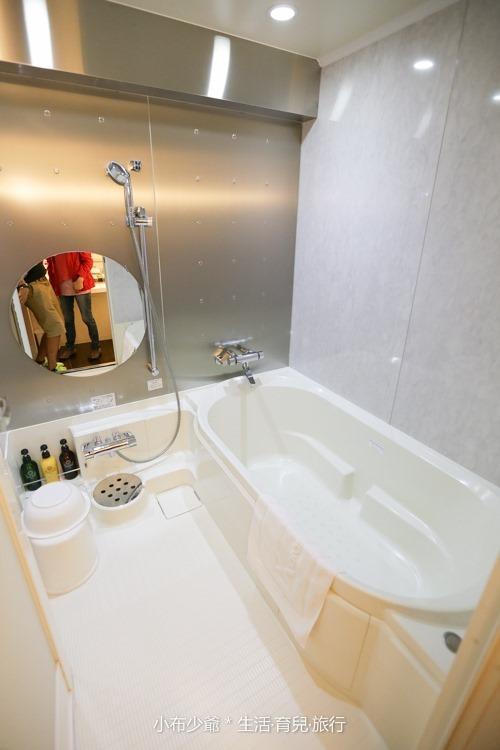 日本大阪道頓掘住宿CROSS HOTEL飯店-18
