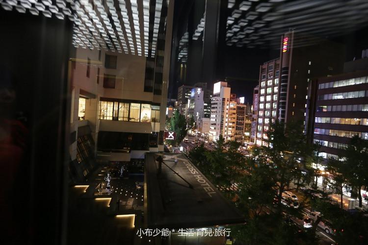 日本大阪道頓掘住宿CROSS HOTEL飯店-34