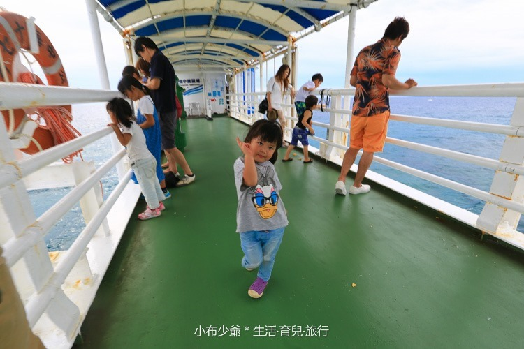 日本 沖繩水中展望塔 玻璃船1-15