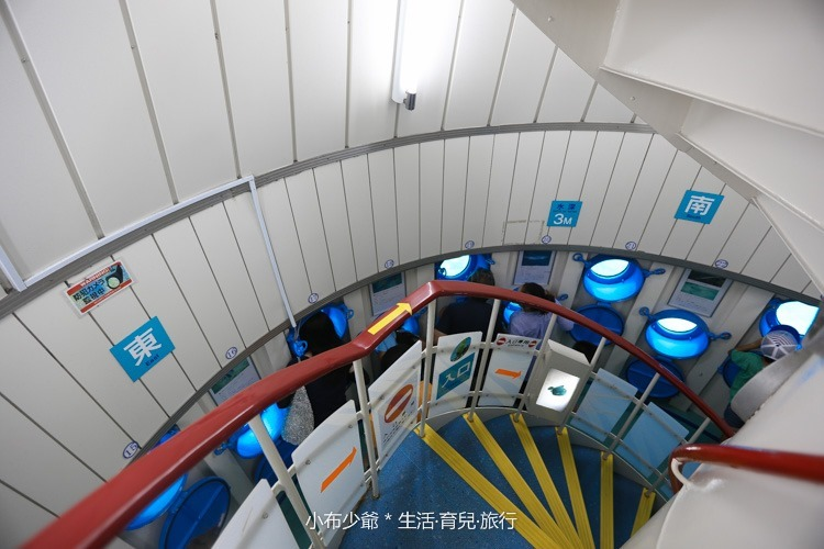 日本 沖繩水中展望塔 玻璃船1-16