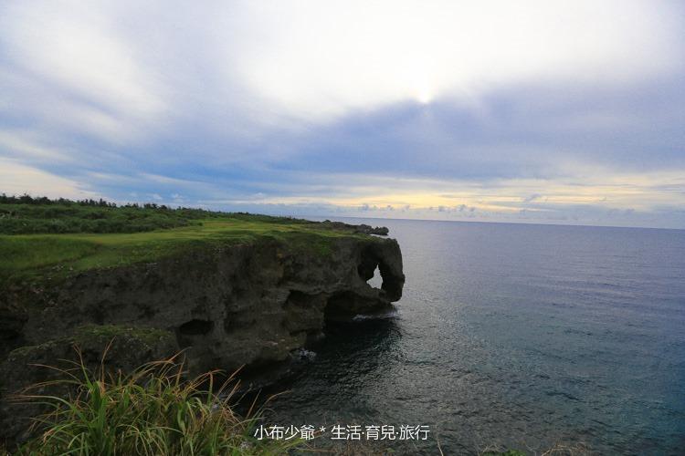 日本 沖繩沖繩萬座毛-3