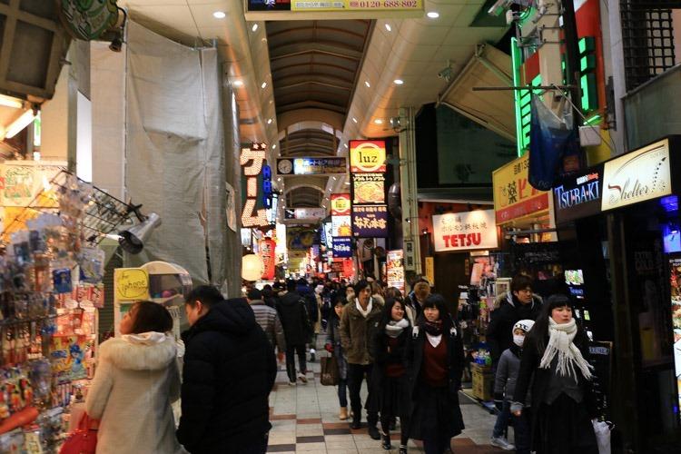 大阪梅田美食街 鳥貴族 (3 - 38)