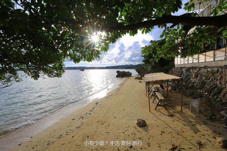 日本沖繩浜辺の茶屋景觀咖啡廳-8